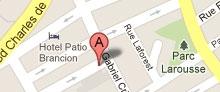 3 rue Danton 92240 MALAKOFF - France